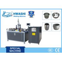 Cheap Hwashi Chinese Supplier good Cookware 304 Stainless Steel spot Welding Machine for sale