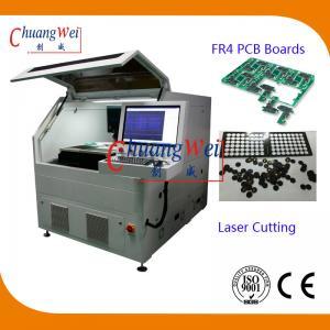 Quality PCB Board Laser Cutting Machine Imported America 15W UV Laser PCB Cutting Shear wholesale