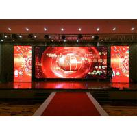 Best P4.81 Full Color Stage Background Video Wall Design Indoor Advertising LED Display Screen wholesale