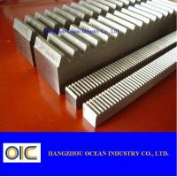 Best Transmission Spare Parts CNC Machined Racks wholesale