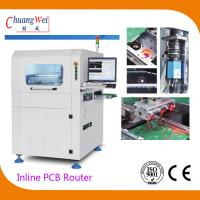 Quality KAVO Spindle Inline PCB Separator PCB Routing With High Reliability Cutting System wholesale