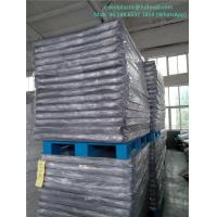 China Fluted PP corrugated plastic board for bottle Layer Pad on sale