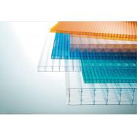 Best Light Weight Multiwall Polycarbonate Sheet Uv Roof Sheeting 10 Years Guarantee wholesale