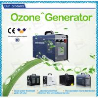 Best Portable high concentration ozone generator 3g / water treatment ozone maker machine wholesale