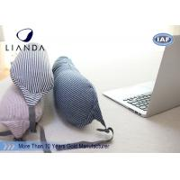 Best U Shaped Therapeutica Sleeping Pillow / Soft Memory Foam Neck Pillow OEM Service wholesale