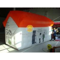 Best Waterproof Advertising Helium Custom Shaped Balloons House Shape with Digital Printing wholesale