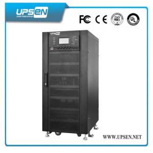 Best 3/3 Phase 220VAC Uninterrupted Power Supply Sai 40kVA Inbuilt 72PCS UPS Battery 12V 7.2ah wholesale
