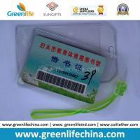 Best Cheapest Factory Supply Soft PVC Card Holder for Luggage Tag wholesale