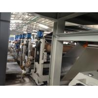 Cheap 50kw - 200kw Aluminum Plate Composite Panel Production Line 380V 220V Powder for sale