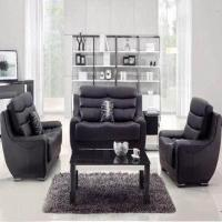 Buy cheap Genuine Leather Sofa/Living Room Furniture/Sectional Sofa, 2,020 x 1,000 x 880mm from wholesalers