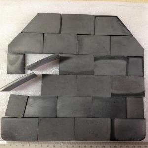 Cheap Ballistic Tiles NIJ III high level bullet proof panel ballistic plate single for sale