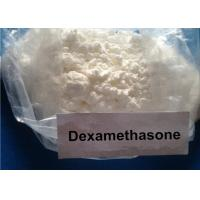 China 99% Purity Effective Raw Steroid Powder Dexamethasone CAS 50-02-2 on sale