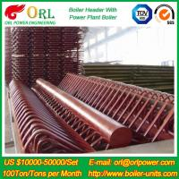 Best Industry Electrical Water Boiler Power CFB Boiler Header 500MW Rate Factor wholesale
