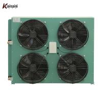 Best Factory Price Air-Cooled Condenser for Cold Storage /Fin type condenser with axial fans wholesale
