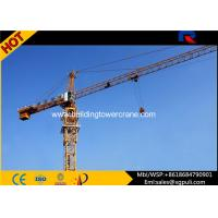 400m Rope Overhead Construction Building Tower Crane 1.0 Ton Tip Load