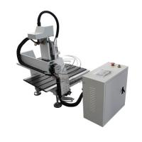 Cheap Hoby Desktop Mini Type CNC Engraver Cutter Machine 360*360mm for sale