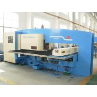 Best Hydraulic CNC Turret Punching Machine 60 m/min With FANUC System wholesale