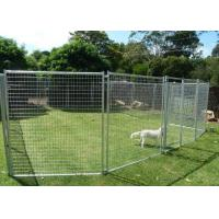 Buy cheap Safety Temporary Fence Panels Easily Assembled Galvanized For Durability from wholesalers