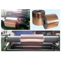 Best Blackened Black Surface Treatment 18um 35um 70um Rolled Copper Foil wholesale