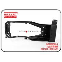 China ISUZU CXZ05 CYZ06 Headlamp Bracket 8-97608506-2 1821171722 8976085062 1821171722 on sale