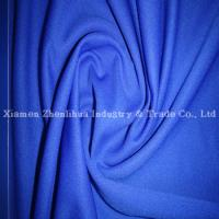 Best Polyester Double Jersey Mesh Fabrics Purplish Blue wholesale