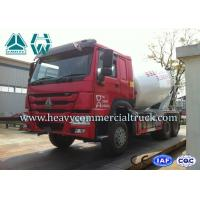 Best HOWO 6X4 Concrete Mixer Truck Anti Coagulation Concrete Mixing Truck wholesale