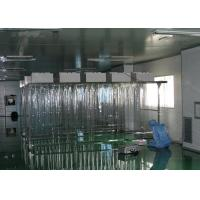 Cheap Class 1000 Movable Softwall Cleanroom Booth For Food Beverage Industry for sale