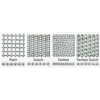 Best 304,316 Stainless Steel reverse Dutch Woven Wire Mesh for Filtration wholesale