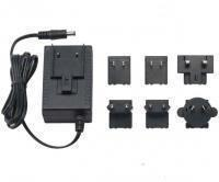 Best 24W Switching Power Supply Adapter with Interchangeable AC Plug EU, USA, UK, Au wholesale