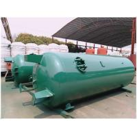 Cheap Horizontal Sandblasting Galvanized Steel Water Storage Tanks 300 Litre - 3000 Litre for sale