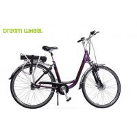 Best Citizen Electric Commuter Bike , Electric Assist Bike With 36V 250W Front Motor wholesale