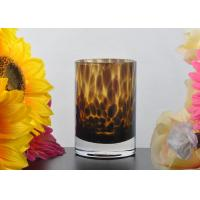 Best Mouth Blown Votive Candle Jar wholesale