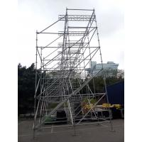 Best Outdoor Events Line Array Speaker Truss ,Layer Truss Assembly Easy To Use wholesale