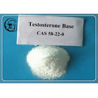 Best Anabolic Raw Steroid Powder Source Pure Testosterone Base Weight Loss CAS 58-22-0 wholesale