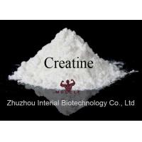 China Micronized Creatine Monohydrate Powder Bodybuilding Prohormone Supplements on sale