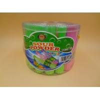 Best Fruity Vitamin Sugar Powder Candy Straws Colored Low Calorie Milk Powder Candy wholesale
