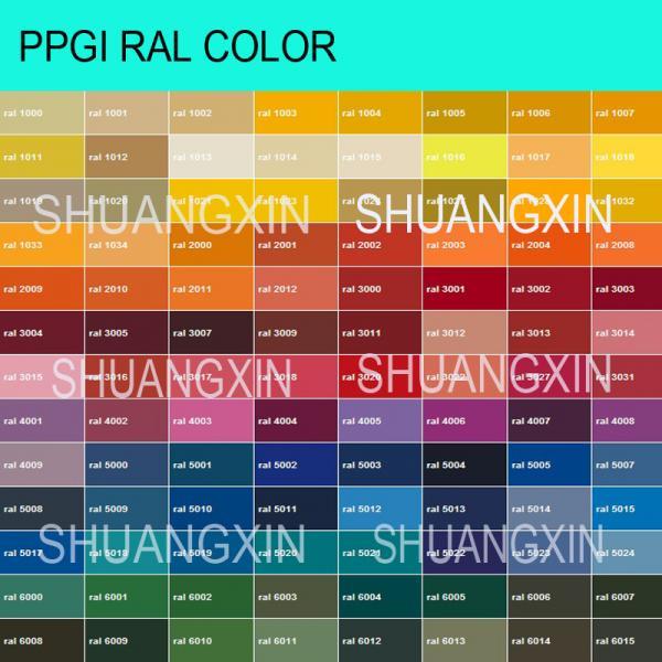 Details Of China Ppgi Steel Coil 103767193