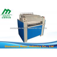 Best Elastic Belt Tension Leather Belt Machine / Edge Cutting Machine Easy Operation wholesale