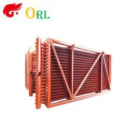 Best Power Plant Gas Fired Boiler  Boiler parts Corrosion Resistance Condensing Economizer steel Material wholesale