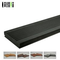Best Fire Resistant Bamboo Deck Tiles , Solid Bamboo Panels Incredible Bending Strength wholesale