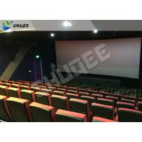 Best Advance 4D Sound Vibration Animation 4d Cinema Equipment For Business Center wholesale