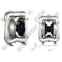 Best Rubber Aro Double Diaphragm Pump Membrane Corrosion Resistant 135L/Min wholesale