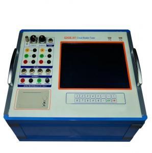 Best Advanced IEC62271 Switchgear and Controlgear Circuit Breaker Testing Equipment wholesale