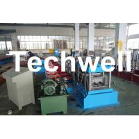 Best C Purlin Forming Machine / Cold Roll Forming Machine with Gearbox Drive for Steel C Purlin wholesale
