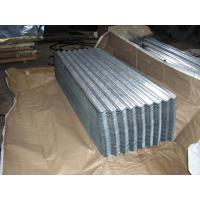 Best AS 1397, G550, ASTM, A653, JIS G3302, FULL HARD Galvanized Corrugated Roofing Sheet wholesale