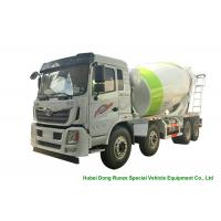 Best HOMAN 8x4 12 Cubic Concrete Agitator Truck , Concrete Mixing Transportation Truck wholesale