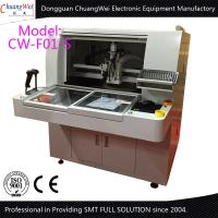 Quality 320*320mm FR1 / FR4 / MCPCB Router Machine With Dual Table wholesale