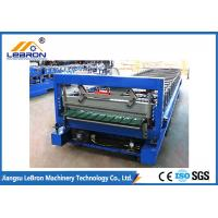 China YX15-118-826 Wall Panel Roll Forming Machine Color Steel Tile Roll Forming Machine on sale