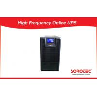 Cheap LCD Display High Frequency online UPS 0.9 Output  Power Factor 1-10KVA for sale