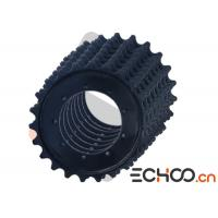 China Kobelco SK30 Chain Idler Sprocket / Industrial Chain Sprocket High Strength on sale